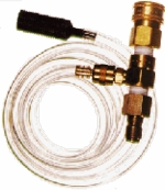 Acid Injector Kits-Quick Connect Plug Inlet Socket Outlet Chemical Injectors For Pressure Washers