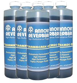 AR Pump Oil Case Of 12 By Annovi Reverberi For Pressure Washers