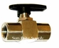 Ball Valve 6000 PSI 3/8 Fpt ,Stainless Steel,,Steel Pressure Washer Part