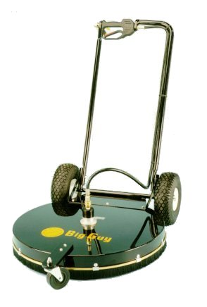 "Big Guy 28"" Flat-Surface Cleaner For Pressure Washing Concrete (Pressure Washer Accessory)"