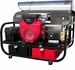 Black Knight� Model 624 Belt Drive Hot Water Super Skid Pressure Washer W/Free Freight 93210