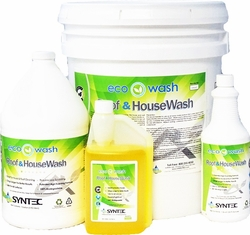 EcoWash Roof And House Wash 94480 6431