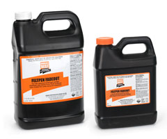 Felt Pen Fade-Out One Gallon, Removes Graffiti Shadows-Worlds Best Graffiti Remover 94606