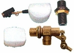Float Valves And Part For Pressure Washers