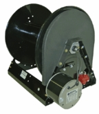 Hosetract Manual and Electric A-Frame Hose Reels For Pressure Washers