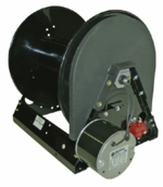 Hosetract Manual & Electric A-Frame Hose Reels For Pressure Washers