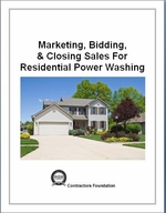 Pressure Washer Marketing And Bidding Class