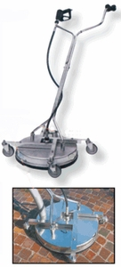 Mosmatic Heavy Duty 21 Vacuum Recovery Reclaim Surface Cleaner For Pressure Washers