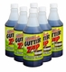 Multi-Pack Gutter Zap 18 Bottles Removes Black Streaks From Gutters And Trim 94404