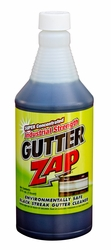 Gutter Zap® Super Concentrate-Makes 3-4 Gallons Removes Black Streaks From Gutters And Trim 94406