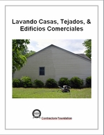 New Washing Houses & Low-Rise Buildings In Spanish For Pressure Washers