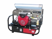 Pressure-Pro Honda 5.5 GPM @ 3500 PSI Super Skid 6012PRO-20G Pressure Washing Equipment