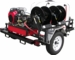 """Pressure-Pro """"Tow Pro"""" Skid-Mount Cold Water Trailer Rigs - Great Pressure Washing Equipment"""