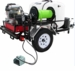 Pro-Jet Jetter Trailer 5.5 Gpm Vanguard 18Hp For Pressure Washers 93477