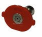 Red 0 Degree Nozzle Pressure Washer Part