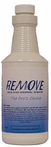 Remove Deck Stain Remover-Stripper The Best Deck Stain-Sealer Remover For DIY 12Oz Pkgs