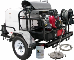Stage II Residential / Commerical Complete Pressure Wash Business Package - FREE! SHIPPING