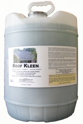 Roof Kleen® The Original Roof Cleaning Detergent Removes Black Streaks From Roofs Bleach Friendly! 94180