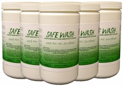 Safewash® Wood Cleaner 94007-(6-Pack)