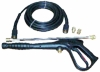 Small Pressure Washer Gun & Wand Kit W/Hi-Lo Nozzle Pressure Washer Part pressure-washer-wand-gun-nozzle-kit
