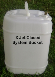 X-Jet Closed Pail System Pressure Washer Part 91420