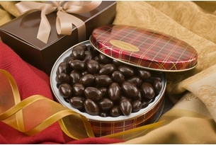 Chocolate Covered Nuts