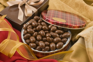 10oz Milk Chocolate Covered Almonds