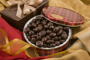 12oz Dark Chocolate Covered Cherries