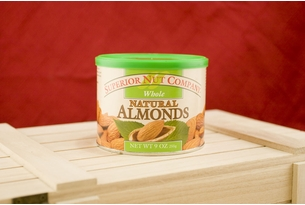 Almond Canisters