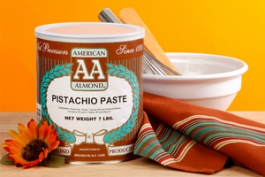 American Almond Pistachio Nut Paste (7 lb. Can)