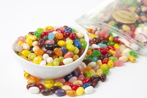Assorted Flavors Jelly Beans (1 Pound Bag)