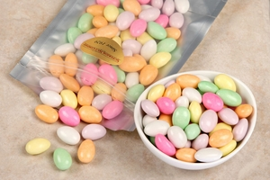 Assorted Jordan Almonds (1 Pound Bag)