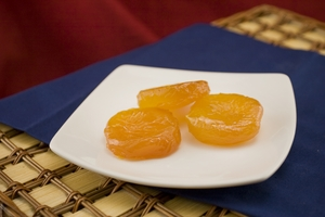 Superior Glazed Apricots (2 Pound Bag)