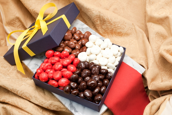 Bing Cherry Chocolates Gift Box