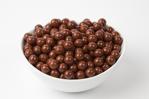 Brown Sixlets (4 Pound Bag)