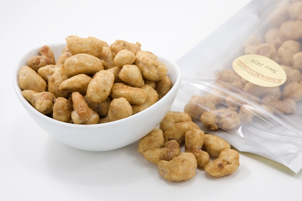 Butter Toffee Cashews (1 Pound Bag)