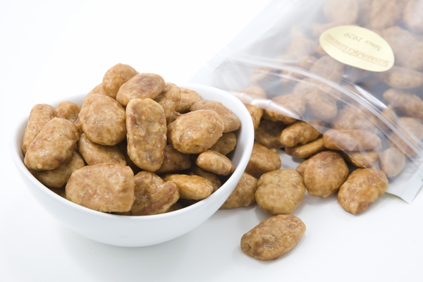 Butter Toffee Pecans (1 Pound Bag)
