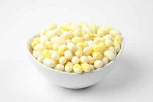 Buttered Popcorn Jelly Belly Jelly Beans (10 Pound Case) - Yellow