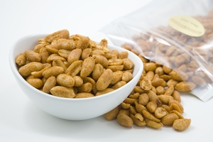 Cajun Peanuts (1 Pound Bag)