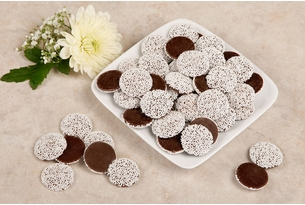 Chocolate Nonpareils
