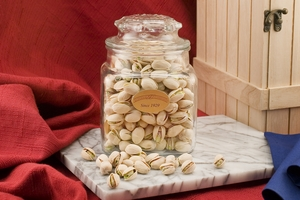 Colossal Pistachios (20oz Decanter)