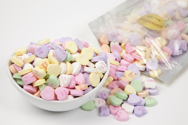 Conversation Hearts (1 Pound Bag)
