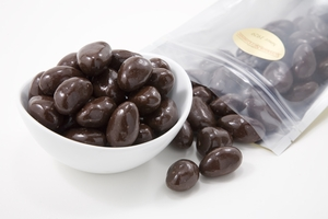 Dark Chocolate Covered Brazils (1 Pound Bag)
