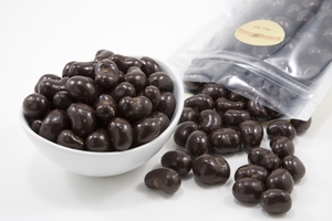 Dark Chocolate Covered Cashews (1 Pound Bag)