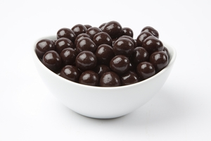 Dark Chocolate Covered Hazelnuts (10 Pound Case)