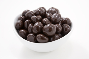 Dark Chocolate Covered Macadamias (10 Pound Case)