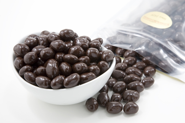 Dark Chocolate Covered Pistachios (1 Pound Bag)
