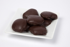Dark Chocolate Pecan Caramel Turtles (4 Pound Bag)