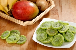 Dried Kiwi (1 Pound Bag)