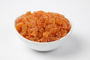 Dried Mango - Diced (4 Pound Bag)